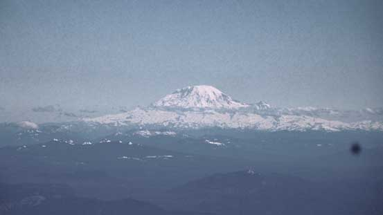 The mighty Mt. Rainier is the biggest daddy out there!