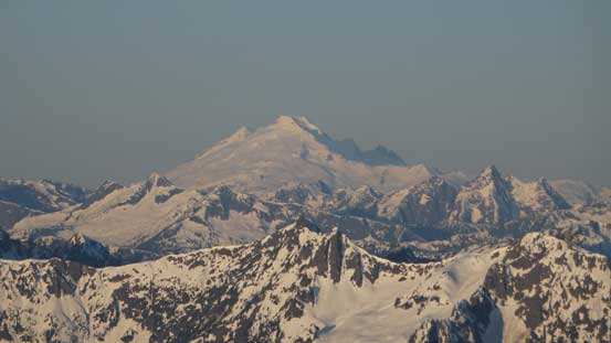 A closer look at Mt. Baker