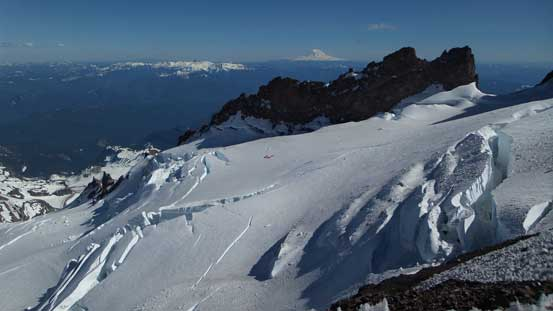 Looking at the Ingraham Flats