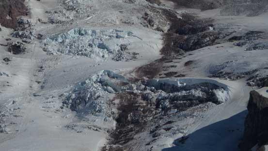 Icefalls everywhere anywhere