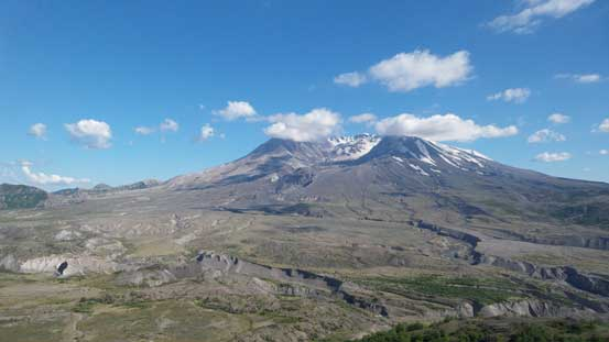 One last look at Mt. St. Helens