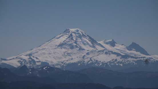 Mt. Baker...