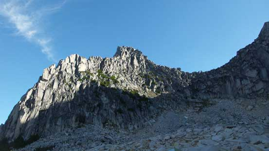 A look at North Nesakwatch Spire