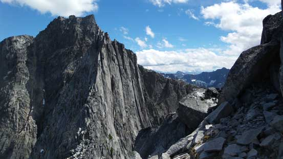 Another look at Mt. Rexford and South Nesakwatch Spire