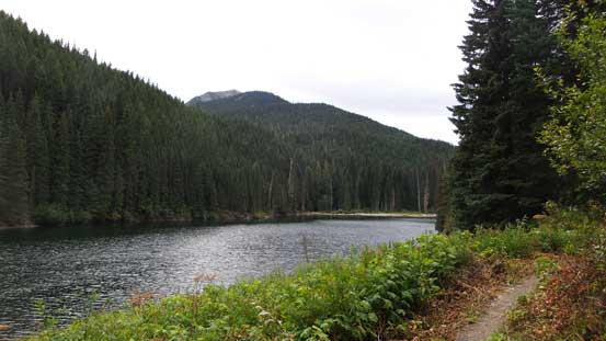 And, this is Strike Lake