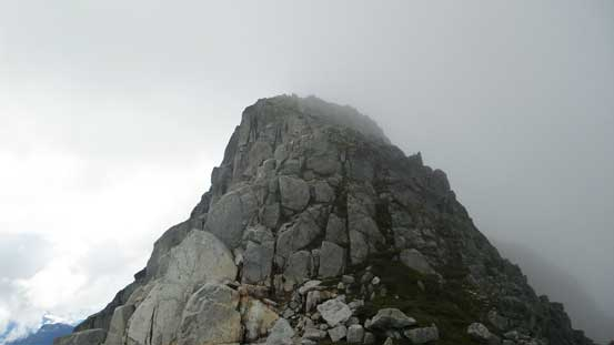 The summit block