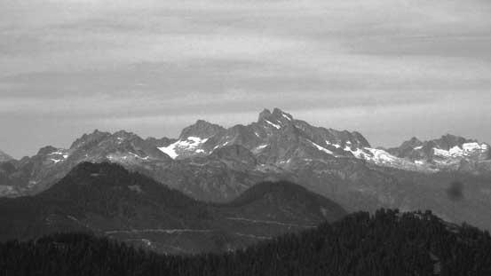 The majestic Mt. Tantalus