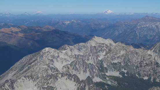 In the foreground is part of Jack Ridge which extends northwards all the way from Mt. Stuart