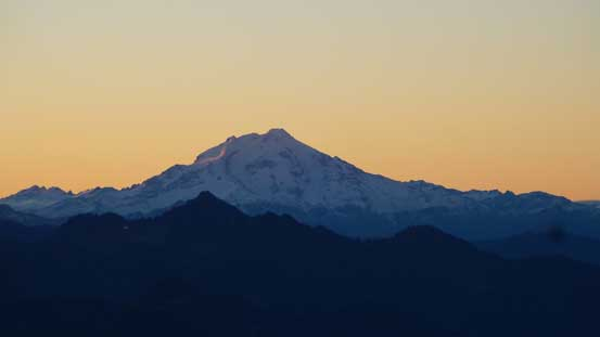 Glacier Peak is another volcano nearby