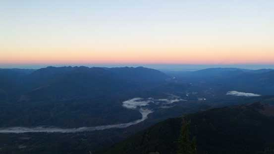 The Skagit River Valley
