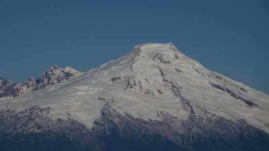A closer look at Mt. Baker
