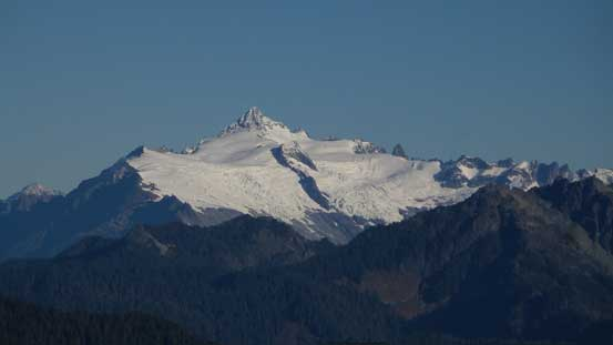 Another icon nearby - Mt. Shuksan