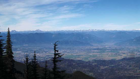 Another look at the Fraser Valley