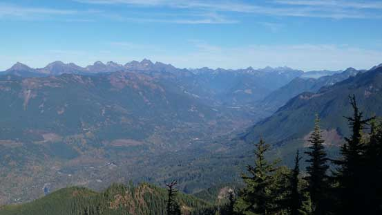 Another view of Chilliwack Valley