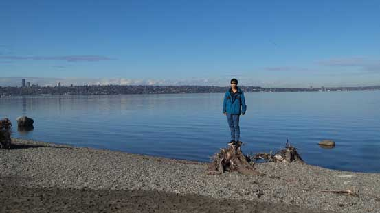 Another picture from Luther Burbank Park on the shore of Lake Washington