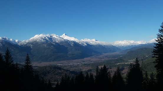 One last look at Squamish Valley