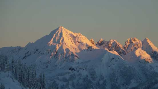 Another picture of Mt. Larabee
