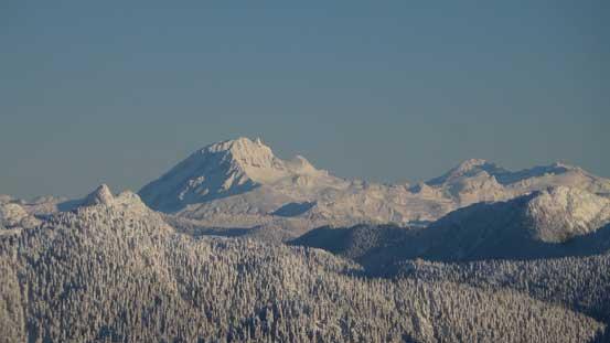Atwell Peak/Mt. Garibaldi massif