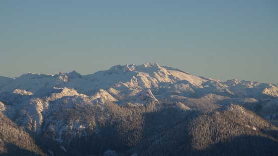 Mamquam Mountain