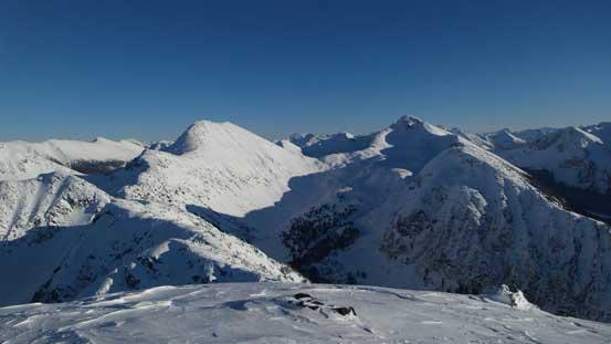 Windfall Peak et al.