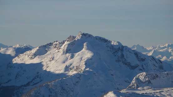 Snowspider Mountain