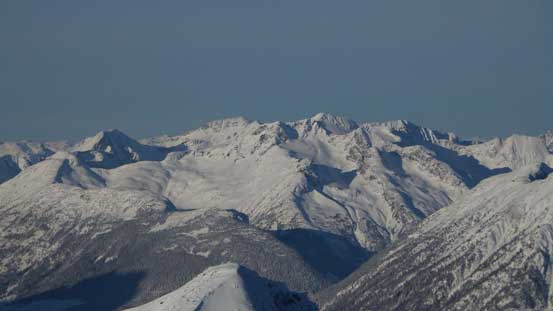 Cayoosh Mountain