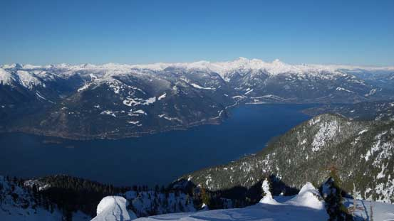 Another shot of Howe Sound