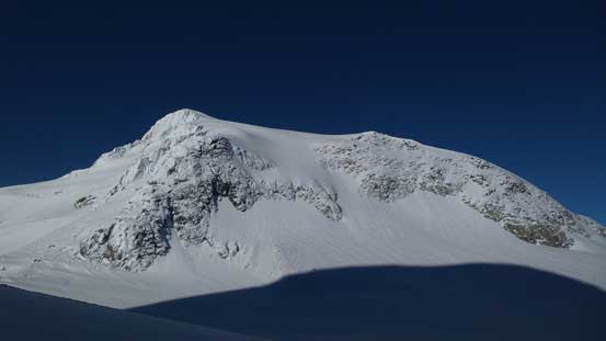 The E. Face of Slalok Mountain
