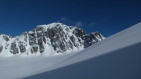 One last look at Joffre Peak